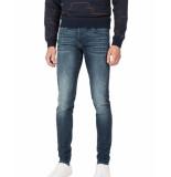 Cast Iron Jeans ctr390-shu blauw