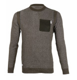 Chasin' Pullover 3111400033 groen