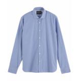 Scotch & Soda T-shirt 152156 blauw