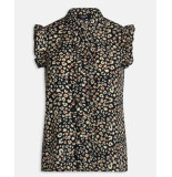 Sisters Point Blouse edel-ta blauw