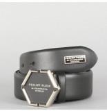 Philipp Plein Belt original zwart