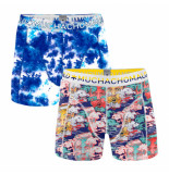 Muchachomalo Boys 2-pack short head in the clouds