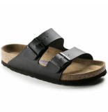 Birkenstock Slippers sandalen 033459 zwart