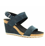 Timberland Capri sunset wedge zwart