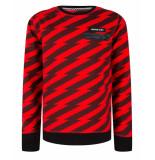 Indian Blue Sweatshirt ibb29-4550 rood