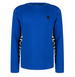 Indian Blue Sweatshirt ibb29-4566 blauw
