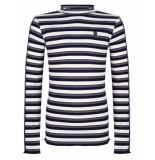Indian Blue Shirt ibg29-3004 zwart