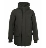 Airforce Coat frm0393 snow parka groen