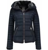 Geisha 88530-11 675 jacket navy blauw
