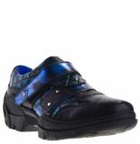 New Rock Heren sneakers -zwart blauw