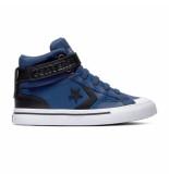 Converse All stars pro strap 665292c blauw