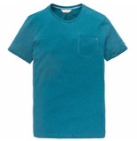 Cast Iron T-shirts 129878 blauw