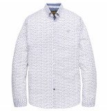 PME Legend T-shirts lange mouw 129916 wit