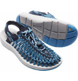 KEEN Uneek Midnight Navy/Cendre Blue blauw
