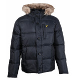 Lyle and Scott Coat jk1120v blauw