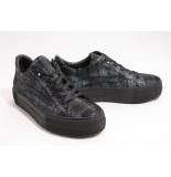 Floris van Bommel 85252/03 sneakers zwart