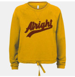 Summum 3s4325-30076 236 sweater alright ochre