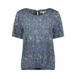 Sandwich 22001704 70014 blouses other blauw