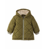 Name It Nbmme jacket groen