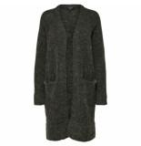 Selected Femme Selected lanna knit cardigan groen
