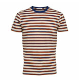 Selected Homme Selected bruno ss o-neck tee wit