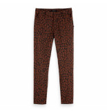 Maison Scotch tailored pants bruin