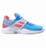 Babolat Tennisschoen women propulse fury clay sky blue pink blauw
