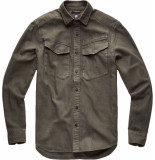 G-Star Army straight pkt shirt l\s zwart