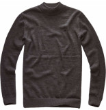 G-Star Core mock turtle knit l\s pullover grijs