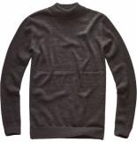 G-Star Core mock turtle knit l\s pullover grijs