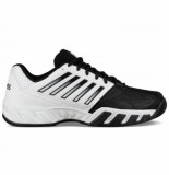 K-Swiss Tennisschoen men bigshot light 3 white black wit