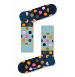 Happy Socks Bdb01-6002 big dot block sock