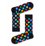 Happy Socks Cld01-9300 clashing dot sock