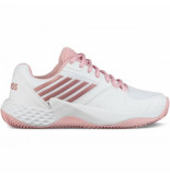 K-Swiss Tennisschoen women aero court hb white coral blush metal rose wit