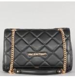 Valentino Ocarina satchel zwart