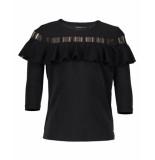 Frankie & Liberty Shirt fl19725 zwart