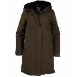 Elvine Coat 193506 tiril khaki