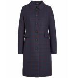 King Louie Coat 04422 nathalie darby blauw