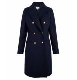 HV Polo Coat 0406103143 lianda blauw