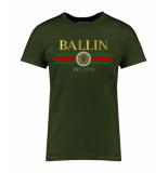 Ballin Est. 2013 Line small shirt groen