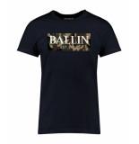Ballin Est. 2013 Camo army shirt blauw