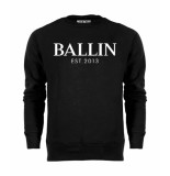 Ballin Est. 2013 Basic sweater zwart