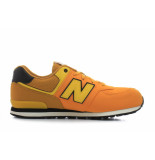 New Balance Kl574yog geel