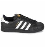Adidas Superstar foundation zwart