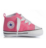 Converse First star 88871 roze wit