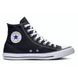 Converse All stars hoog (mt 35 t/m 46) zwart