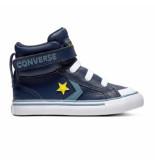 Converse All stars pro strap 763531c blauw