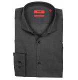 Hugo Boss Erriko overhemd 503879/002 antraciet
