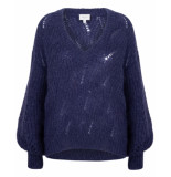 Dante 6 Pullover 194402 blauw