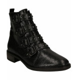 Paul Green Enkel boots 9396-075 zwart
